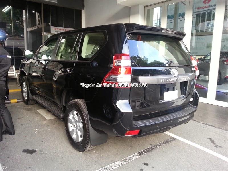 Khuyến Mãi Giá Bán Xe Toyota Land Prado 2015 Nhập Khẩu 03