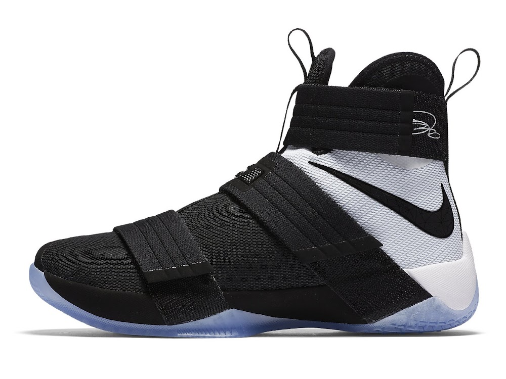 check out 97930 2cbb7 Theres a New LeBron Soldier 10 SFG That Seems to Be a Secret ...