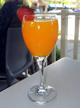 Photo: Mimosa at The Cottage in La Jolla, CA