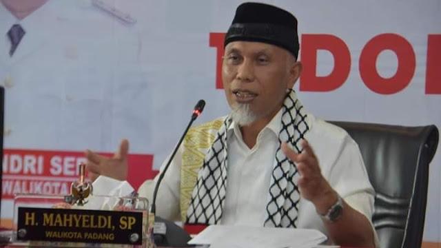 Mahyeldi: Umat Islam dan Pemimpin Muslim Harus Bersatu Bela Palestina