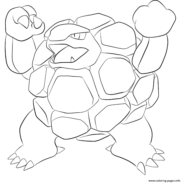 Golem Pokemon Colouring Book To Print Free Pokemon    With  Elegant Pokemon Coloring