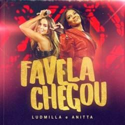 Capa Favela Chegou – Ludmilla e Anitta Mp3 Grátis