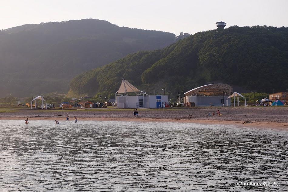 豊浦海浜公園キャンプ場