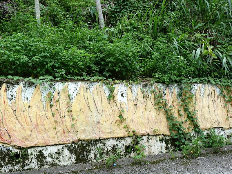 Puli  en passant , entre autres, par les villages de l ethnie Bunum de Loloko et Dili. J 10 - P1170038.JPG