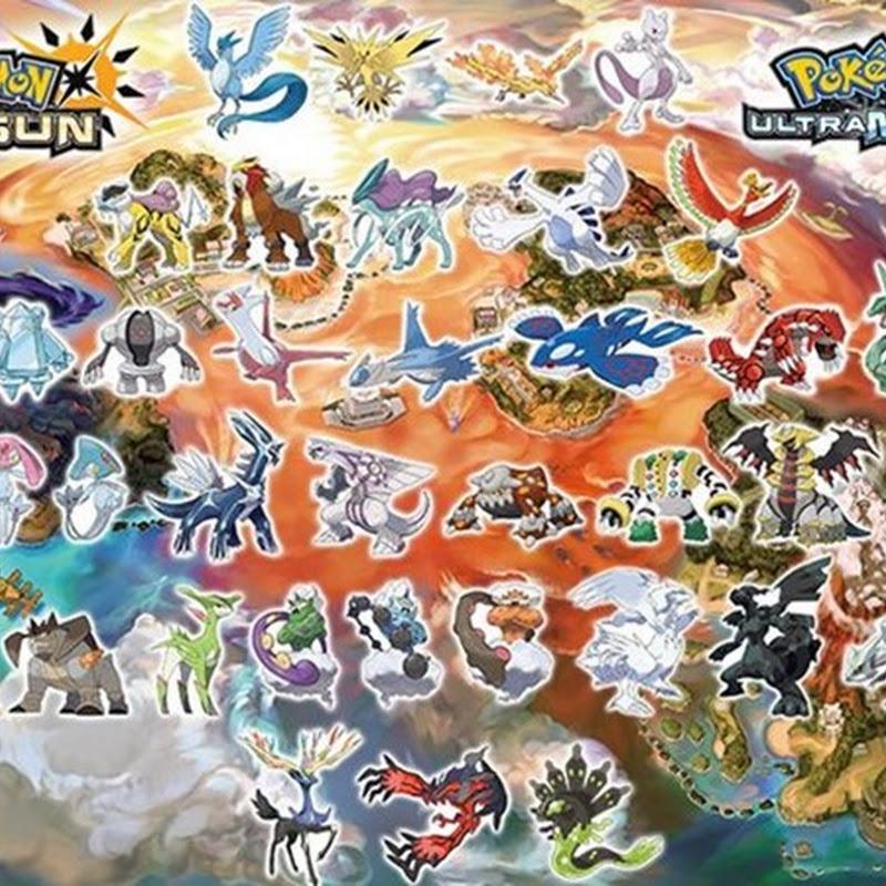 Pokemon Ultra Sun & Moon – So fangen Sie alle Legendaries (Ultra Wormholes Guide)