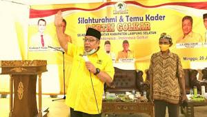 Tony Eka Mulai Bicara Target Golkar Menang  di Pemilu 2024