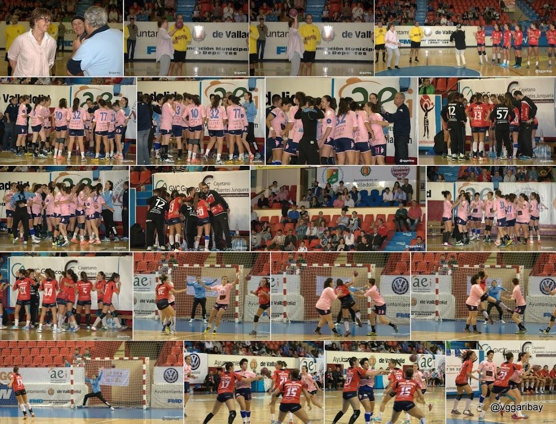 29112c8a51305 Liga División de Honor Femenina  2015 10 17 AULA Valladolid - BM Porriño  por vgaribay