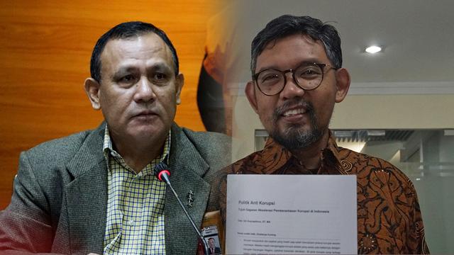 Tak Hadiri Debat, Giri Yakin Ketua KPK Tak Lulus Jika Ikut TWK