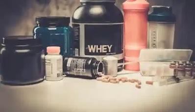 أفضل المكملات الغذائية والإمداد الغذائى للاعبى كمال الأجسام
