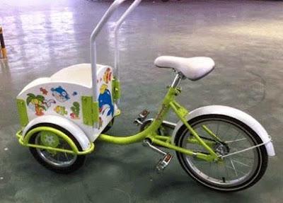 Cykelfabriken barn
