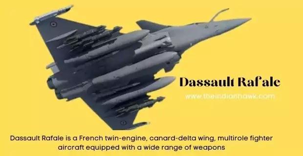 Dassault Rafale infographics