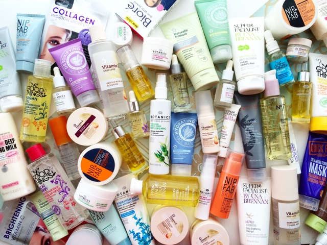 best affordable skincare from drugstore
