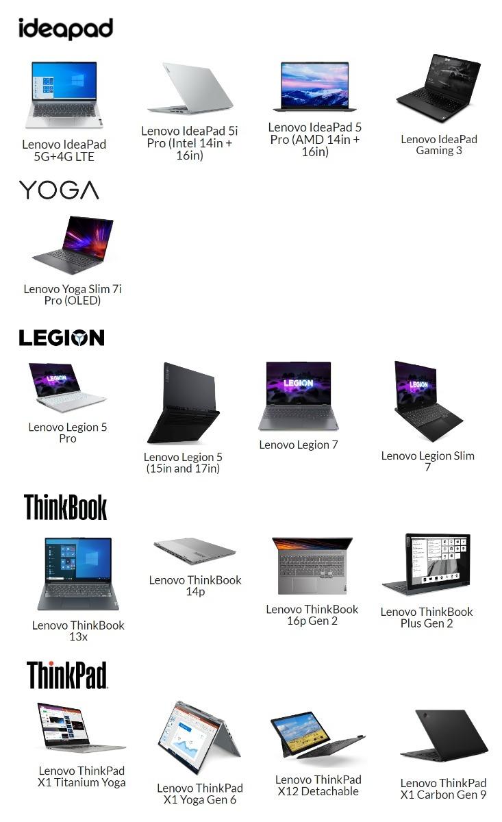 laptop terbaru lenovo