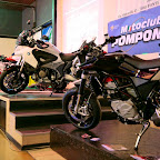 La Husqvarna Nuda 900 presentata da Visintin Moto e l'Honda Crosstourer di T-Bike