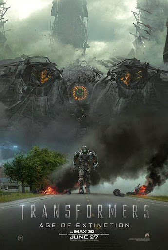 Transformers: Εποχή Αφανισμού (Transformers: Age of Extinction) Poster