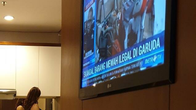 Mantan Pramugari Benarkan Cerita Dugaan Prostitusi di Garuda Indonesia
