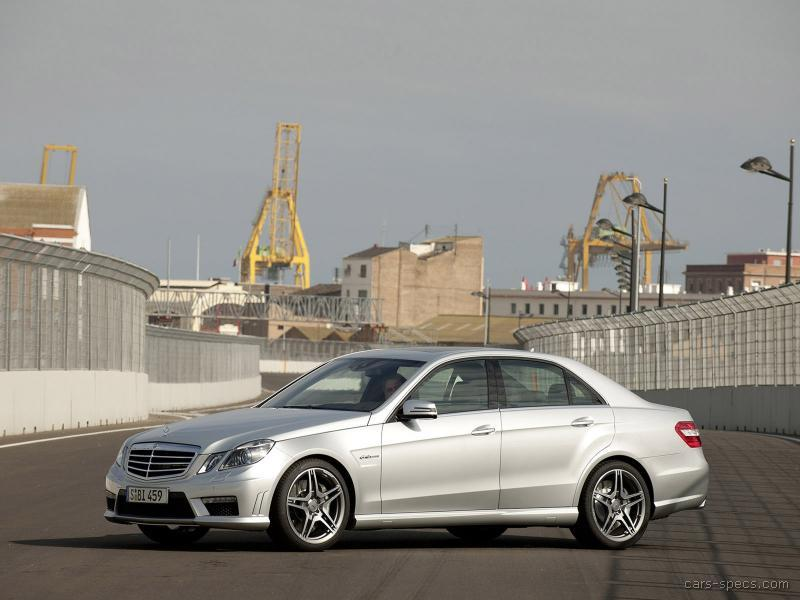 2009 Mercedes Benz E Class E63 Amg Specifications Pictures Prices