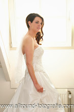 Bruidsreportage (Trouwfotograaf) - Foto van bruid - 039