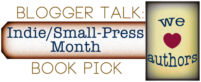Blogger Talk: Indie/Small-Press Month — Interview with M.R. Merrick