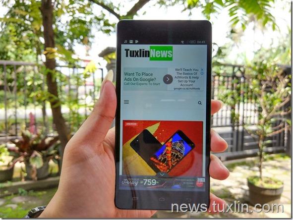 Benchmark Infinix Hot 4 Pro X556: Pesaing Tangguh Redmi 5A