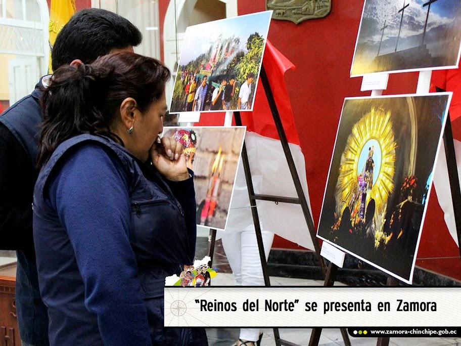 """""""REINOS DEL NORTE"""" SE PRESENTA EN ZAMORA"""