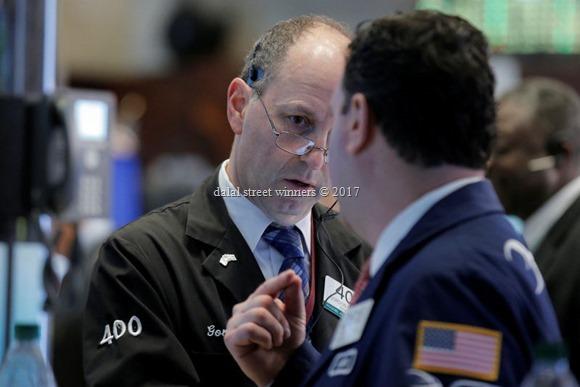 Dollar, stocks firm