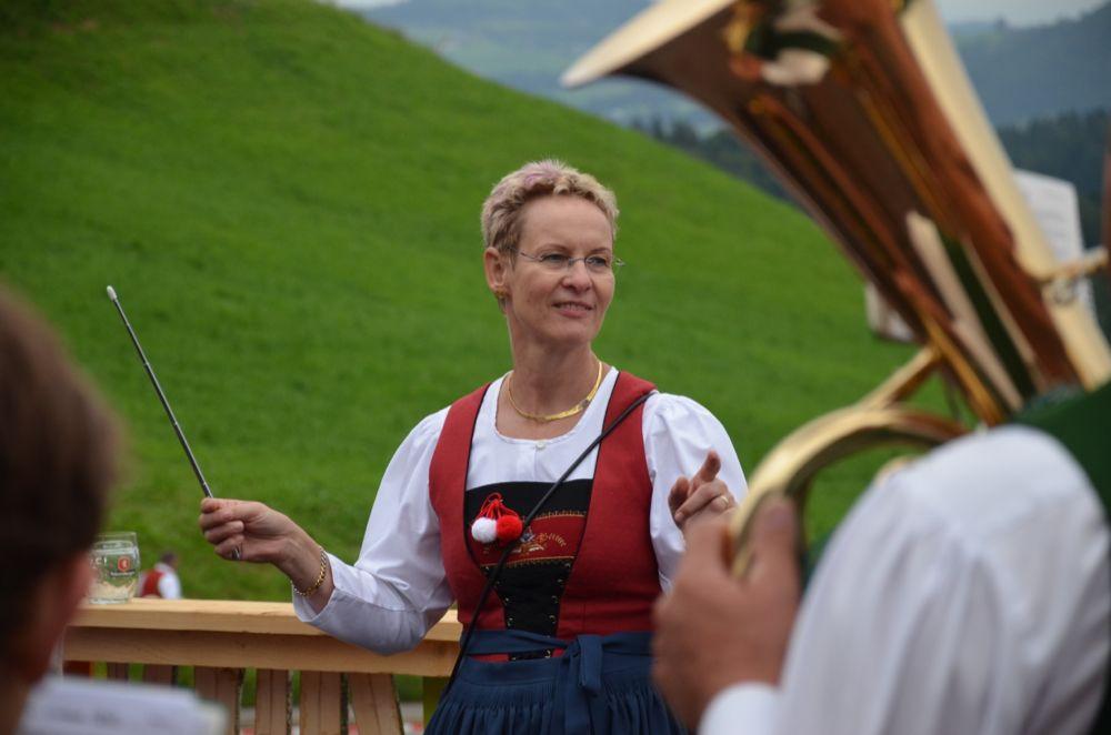 Bezirksmusikfest Krumbach am 01.07.2012