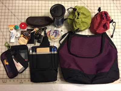 Geek Grrl Crafts Bag Fetish The Tom Bihn Swift A Review