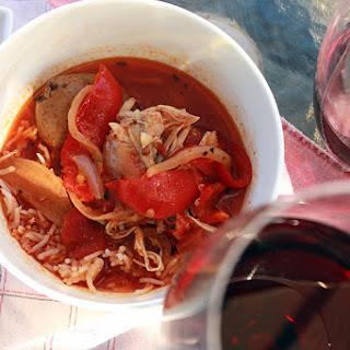 Spanish Chicken And Chorizo Stew Recipes