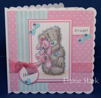 Elaine - ribbon or lace
