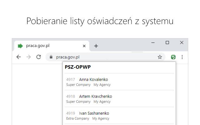 Form Filler - praca.gov.pl