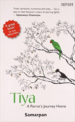 Tiya: A Parrot's Journey Home pdf free download