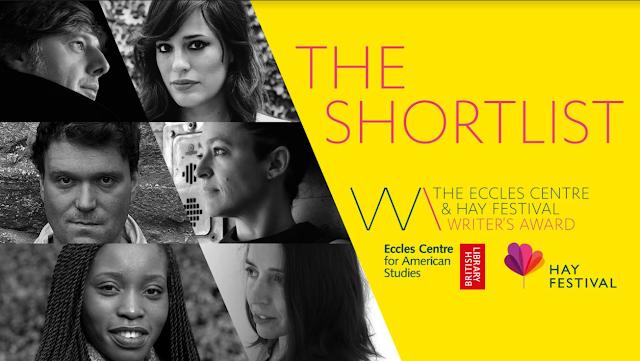 Hay Festival y la Biblioteca Británica anuncian los seis finalistas al Premio de Literatura Eccles Centre & Hay Festival 2021