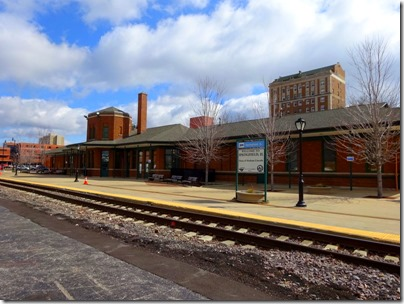 Amtrak Station Springfield, IL