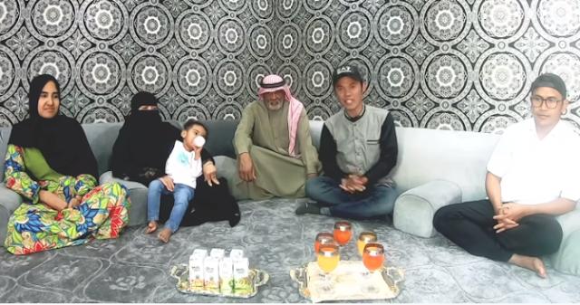 Heboh TKW Menikah dengan Jenderal Arab Saudi