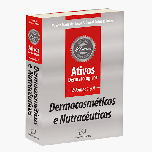 ATIVOS DERMATOLOGICOS: DERMOCOSMETICOS E NUTRACEUTICOS - VOL photo, image