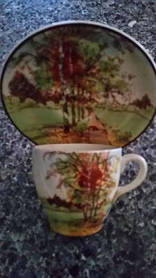 Isabella Cup & Saucer
