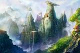 Mysterious Lands Of Deep