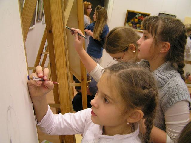 Kunstiosakonda sisseastunud laste pühitsemine 2011 - PB160131.JPG