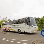 Bova Futura van Vreugde Tours bus 76