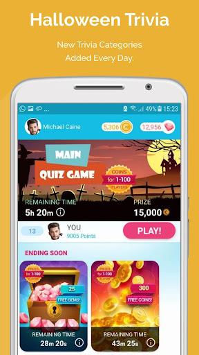 QUIZ REWARDS: Trivia Game, Free Gift Cards Voucher