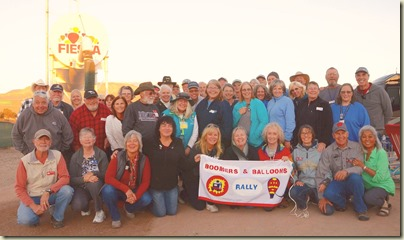 2018 Balloon Fiesta Group
