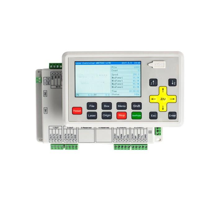 Bộ Điều Khiển Máy Laser AWC 708 Lite Cho Máy Cắt Laser