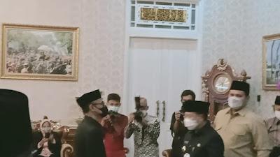 Bupati Cianjur Lantik Sekretaris Daerah Kabupaten Cianjur