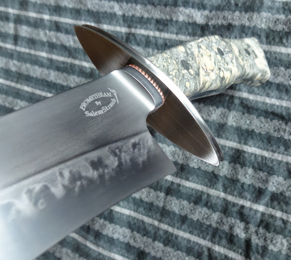 What Does A Carving Knife Look Like: 2014 At Promethean Knives