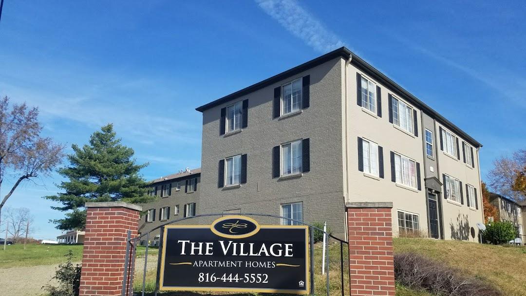 The Village Apartments Apartment Complex In Kansas City