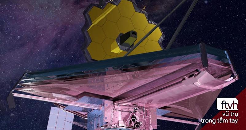 NASA trì hoãn thời gian phóng kính James Webb đến năm 2020
