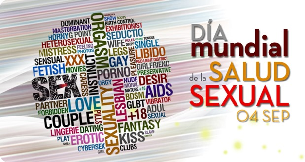 Dia Mundial Salud Sexual