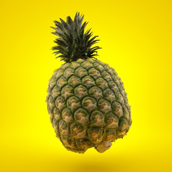 Imperial Pineapple Reality Capture