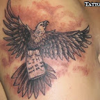 flying - tattoos for men